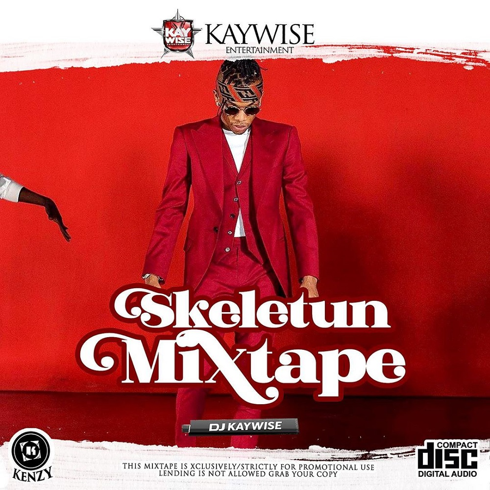 Mix by DJ Kaywise - Skeletun (Mixtape) Mp3 Audio Download
