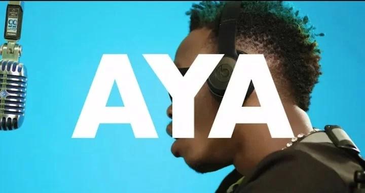 Marioo - AYA Mp3 Audio Download