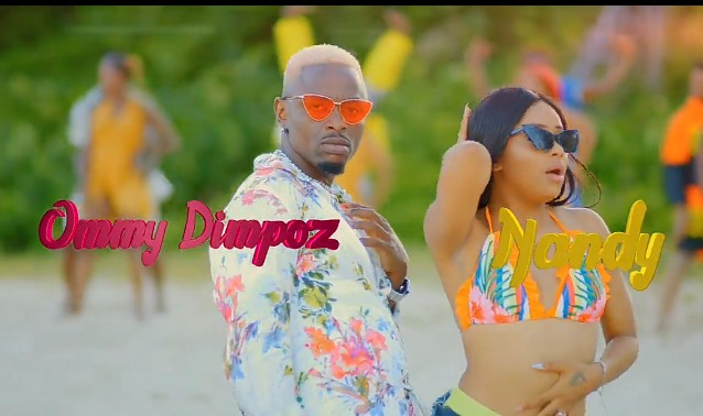 Ommy Dimpoz Ft. Nandy - Kata (Audio + Video) Mp3 Mp4 Download