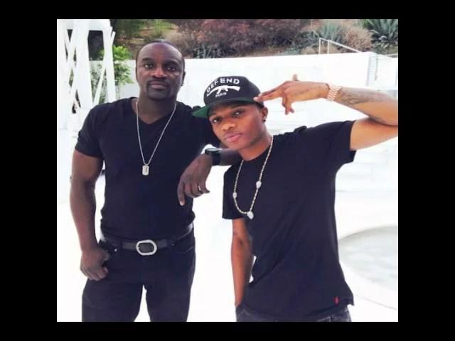 Akon Ft. WizKid - Escape Mp3 Audio Download
