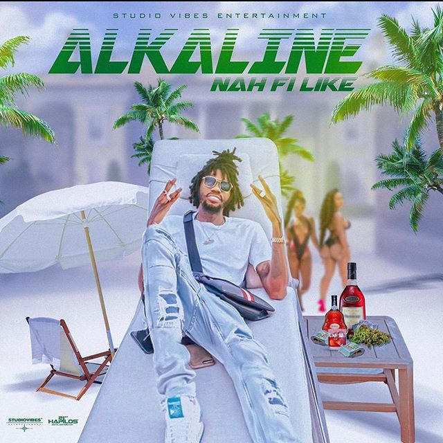 Alkaline Nah Fi Like Mp3 Audio Download