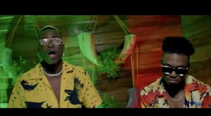 VIDEO: Lil Frosh Ft. Mayorkun - Ko Le Re Body Mp4 Download