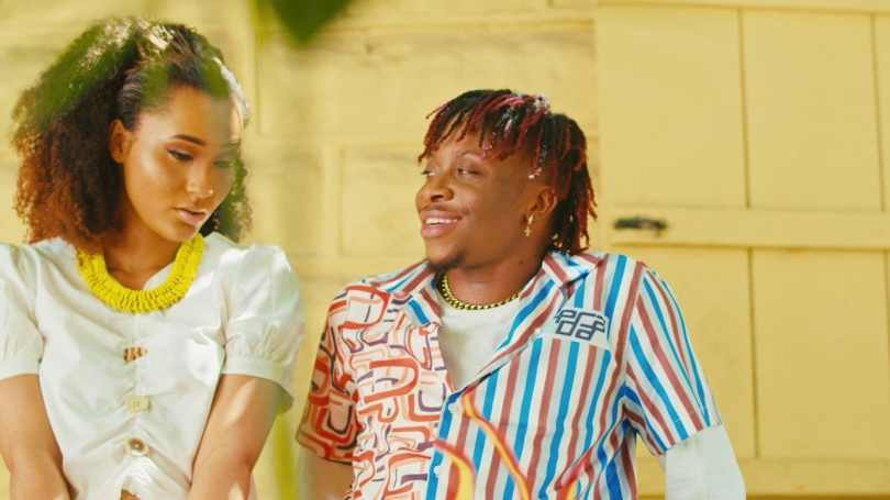 VIDEO: Oxlade - Away Mp4 Download