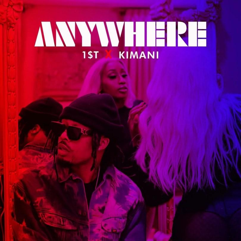 Victoria Kimani Anywhere Ft FKI 1st Mp3 Audio Download