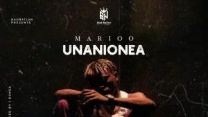 Marioo - Unanionea Mp3 Audio Download