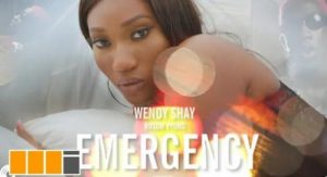 Wendy Shay - Emergency Ft. Bosom P-Yung Mp3 Audio Download