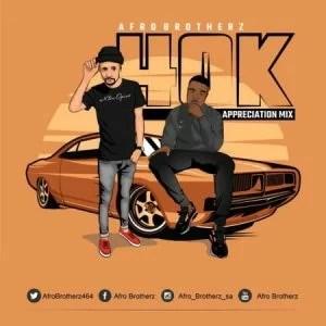 Afro Brotherz - 40K Appreciation Mix Mp3 Audio Download