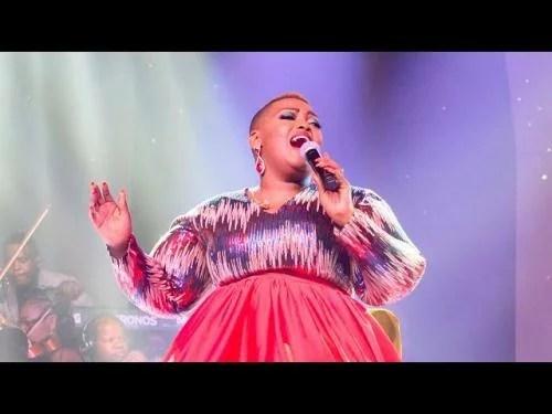Ntokozo Mbambo - Jesus Medley + Wamuhle