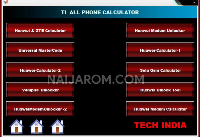 All Phone Calculator