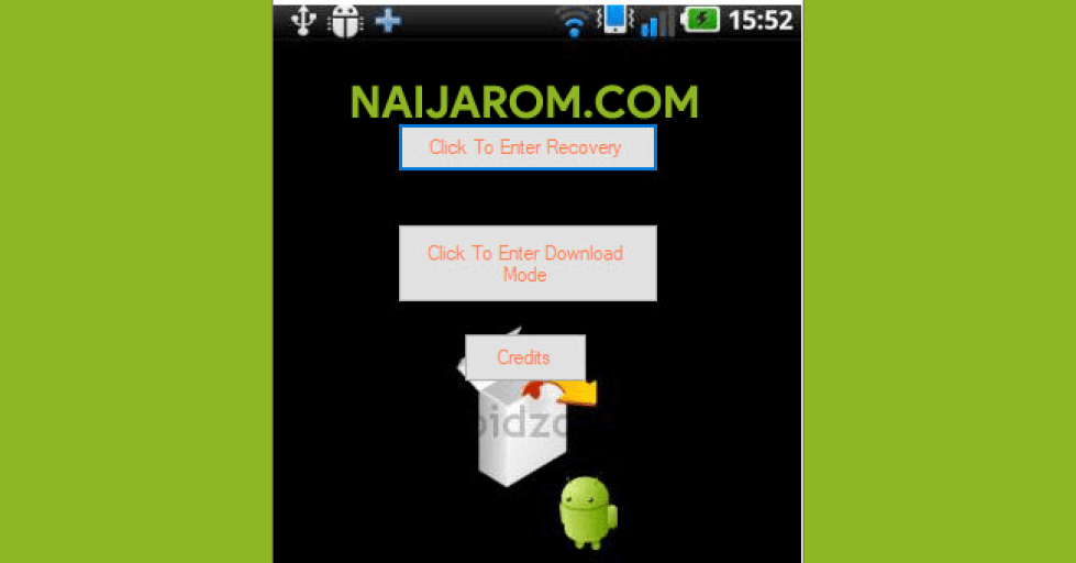 Android One Click Tool v2.0
