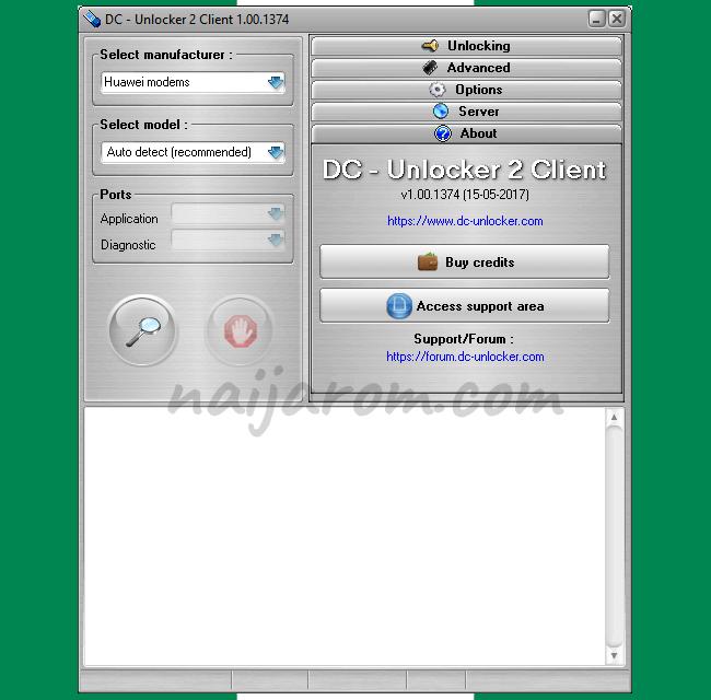 DC Unlocker 2 Client 1.00.1374