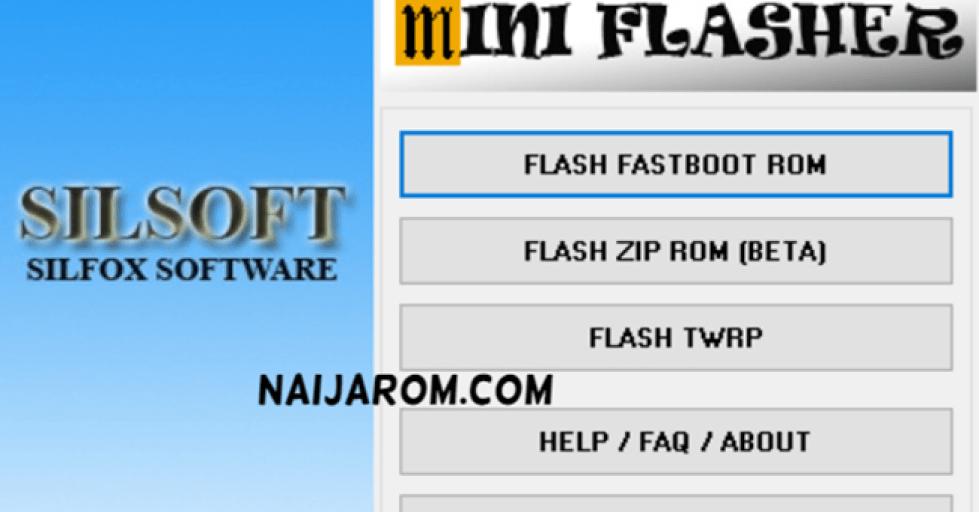 Mini Flasher Tools v3.0