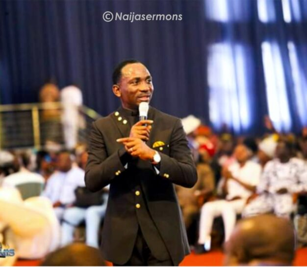 [Audio Sermon] THE HAND OF GOD by Dr Paul Enenche 1
