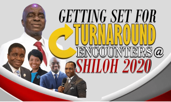 Download All SHILOH 2020 Messages and Audio Sermon Right Here [Complete Series] 1
