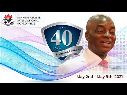 [Complete] Download All Winners 40th Anniversary Messages by Bishop David Oyedepo & Other Ministers 1