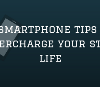 5 smartphone tips to supercharge your study life