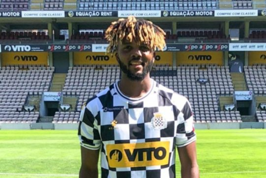 Super Eagles defender, Chidozie Awaziem joins Boavista on a season-long  loan from FC Porto! - Naija Super Fans