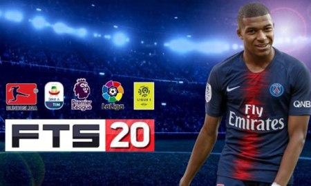 fts 20 mod apk - first touch soccer 2020 mod apk