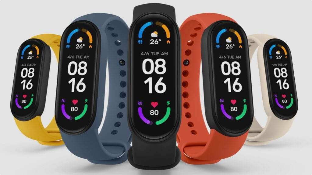 Xiaomi Mi Band 6 Fitness Tracker Price, Specs and Best Deals