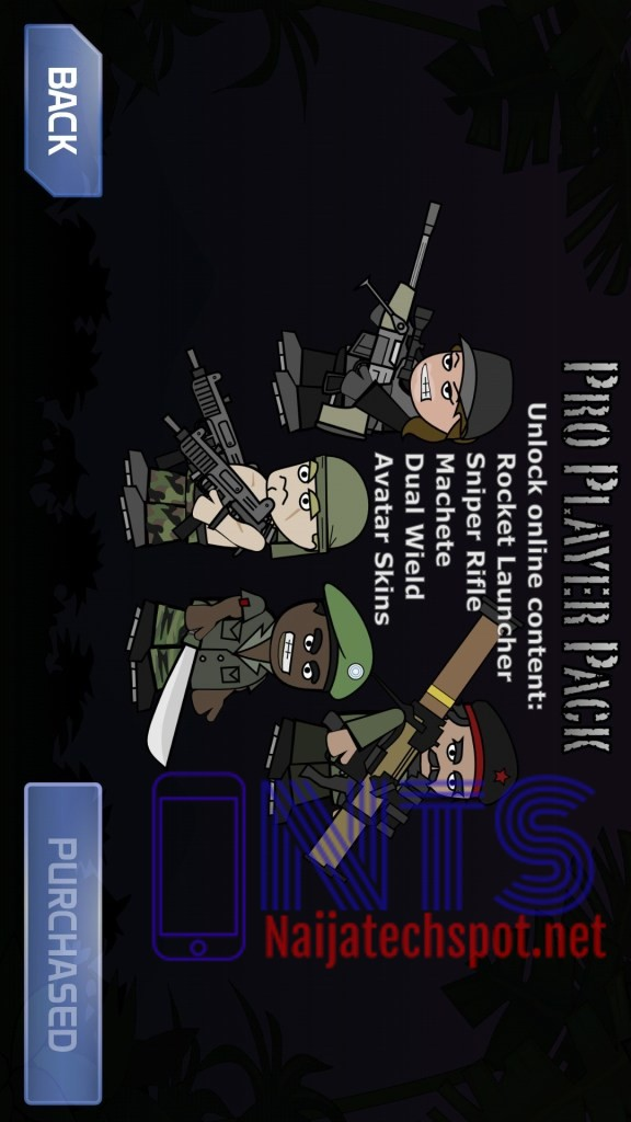 1 Screenshot 20191130 072622 - Mini Militia Apk Mod Unlimited Ammo And Nitro (Pro Pack)