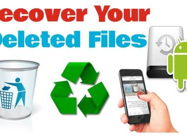 Recover Deleted Files From Android - How To Recover Lost Data On Android & iPhone
