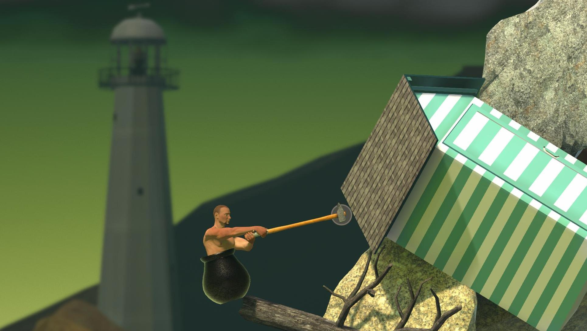 1514425580 getting over it with bennett foddy - Getting Over It With Bennett Foddy Mod Apk V1.9.3 (Unlocked)