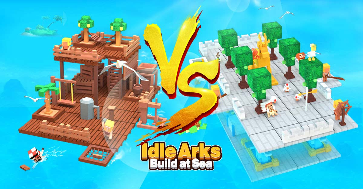 EnFjElgXUAoD5sW - Idle Arks Mod Apk V2.2.4 (Unlimited Money & Resources)