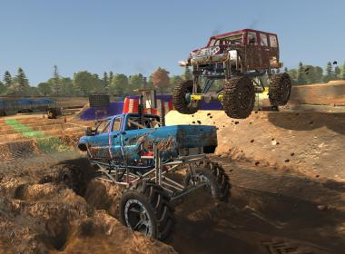 screen 17 - Trucks Off Road Mod Apk V1.4.22595 (Unlimited Money)