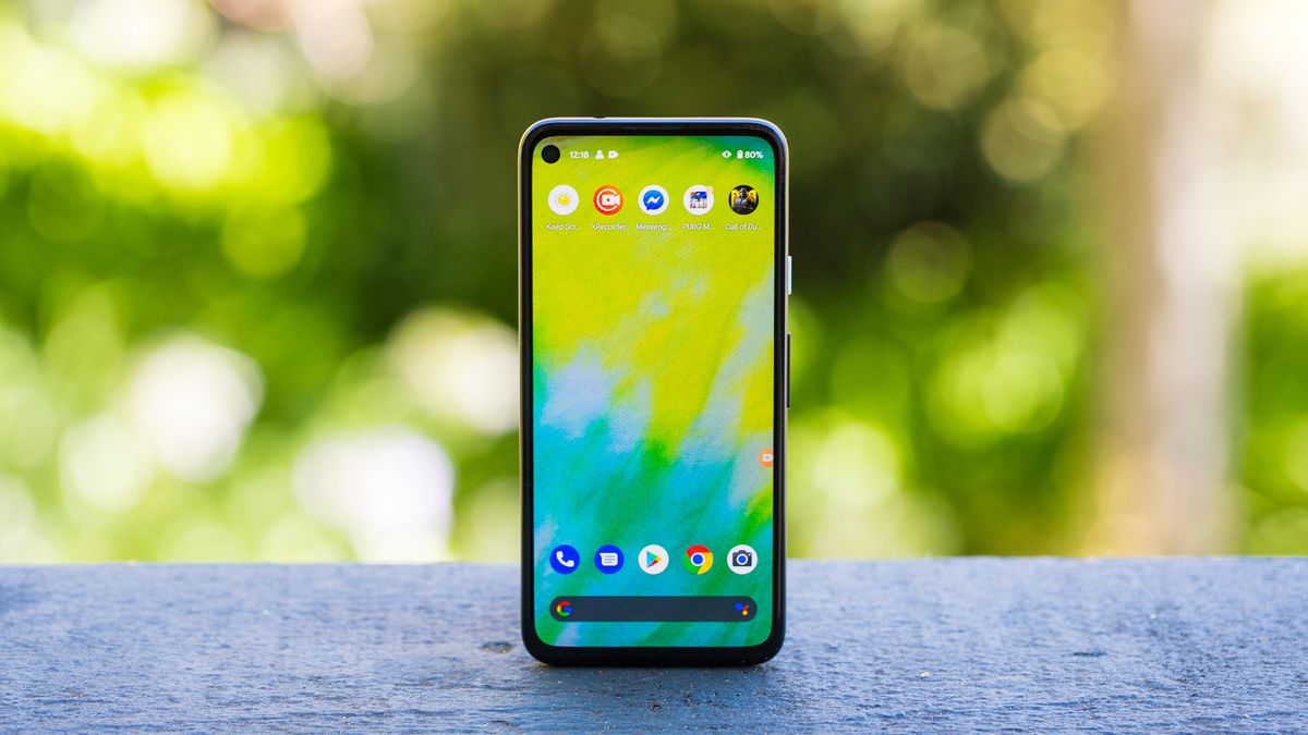 google pixel 4a 4721 - Google Pixel 4a price in Nigeria, review, and full specs