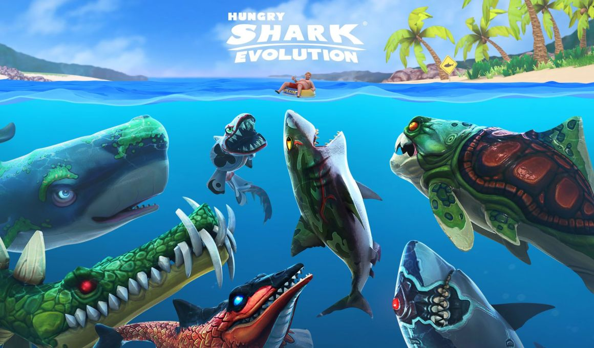 hungry shark evolution mod 4 - Hungry Shark Evolution Mod Apk V8.0.6 (Unlimited Money)