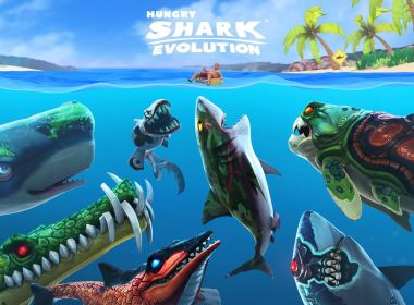 hungry shark evolution mod 4 - Hungry Shark Evolution Mod Apk V8.1.0 (Unlimited Money)