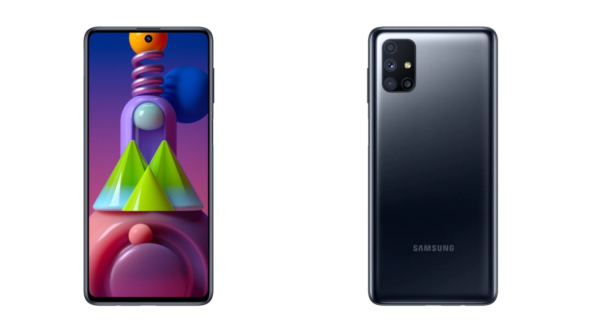 Samsung Galaxy M51 official - Samsung Galaxy M51 Specs and price in Nigeria