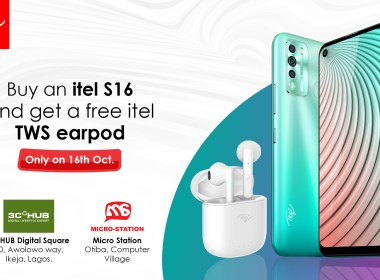 Ejl8OzdXcAAbsv  - iTel S16 price in Nigeria and full specs