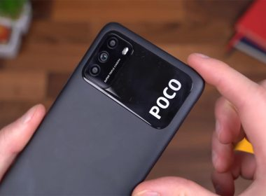 Poco M3 Rear Triple Camera Setup - Xiaomi Poco M3 price in Nigeria and full specs