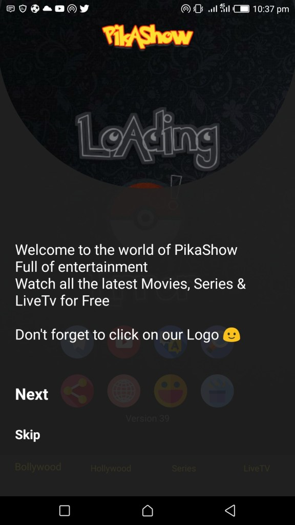 Screenshot 20201206 223732 576x1024 - Pikashow Mod Apk v10.4.6 (No Ads)