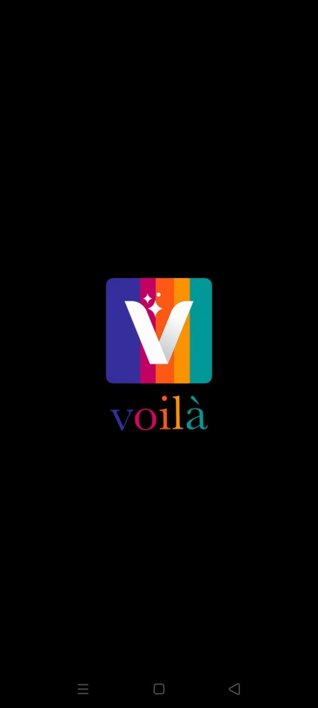 Screenshot of Voila App 1 - Voila AI Artist Mod Apk V0.9.3 (Unlocked)