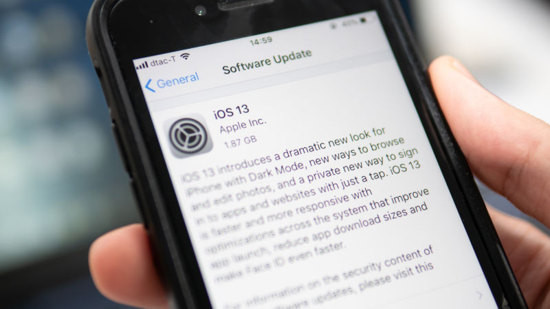 Image result for ios 13 upgrade