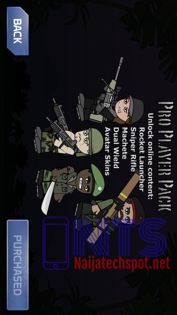 Mini militia unlimited ammo and boost