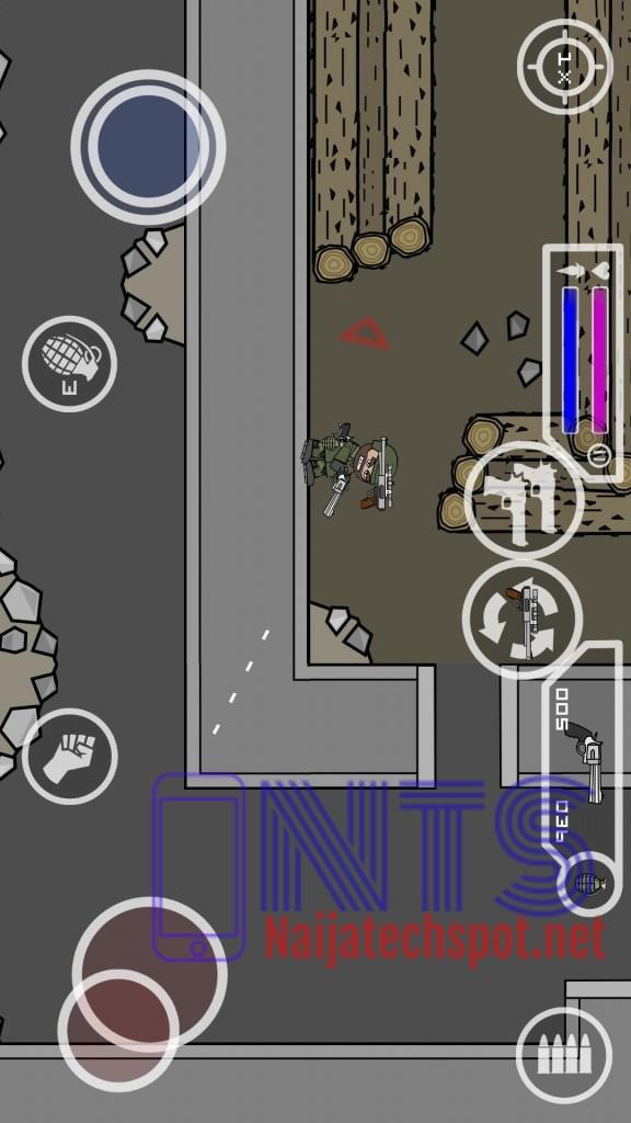 1 Screenshot 20191130 073022 - Mini Militia Apk Mod Unlimited Ammo And Nitro (Pro Pack)