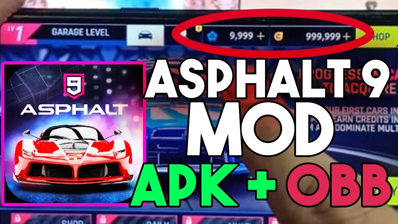 Asphalt 9 legends hack MOD OBB Download - Asphalt 9 Legends Mod Apk + Obb Highly Compressed V2.5.3a