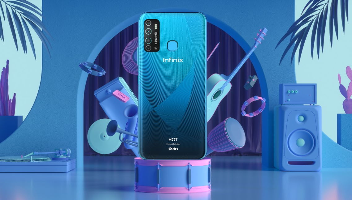 infinix hot 9 1 - Infinix Hot 9 Launched - Check out Full Specs & Price In Nigeria