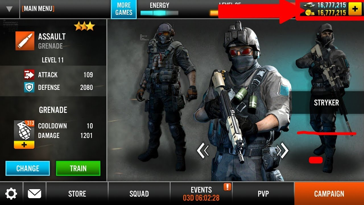 5 maxresdefault - Frontline Commando 2 Mod Apk V3.0.3 (Unlimited Gold & Money)