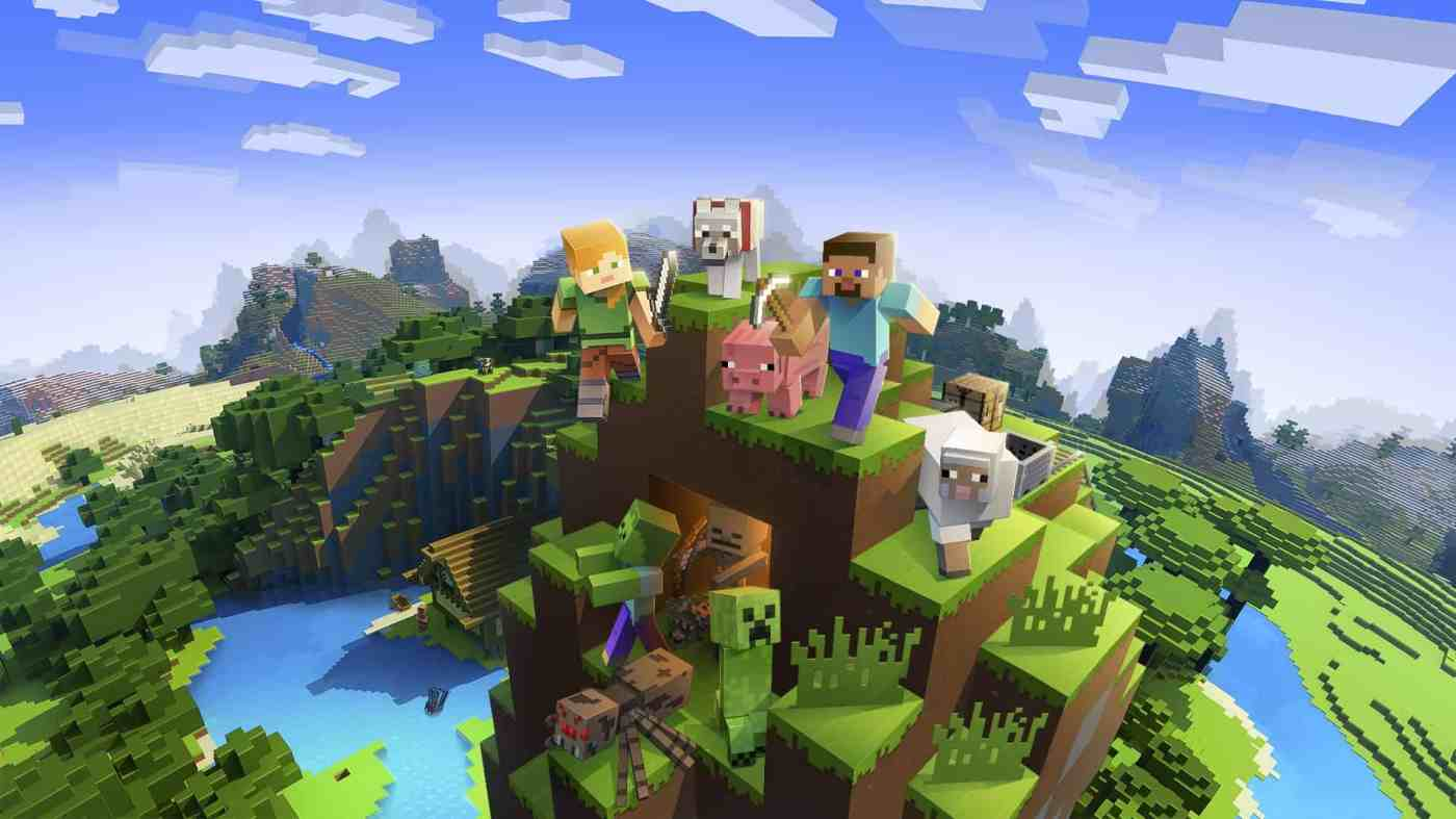 Minecraft APK - Minecraft Mod Apk v1.16.0.59 - Unlimited Items