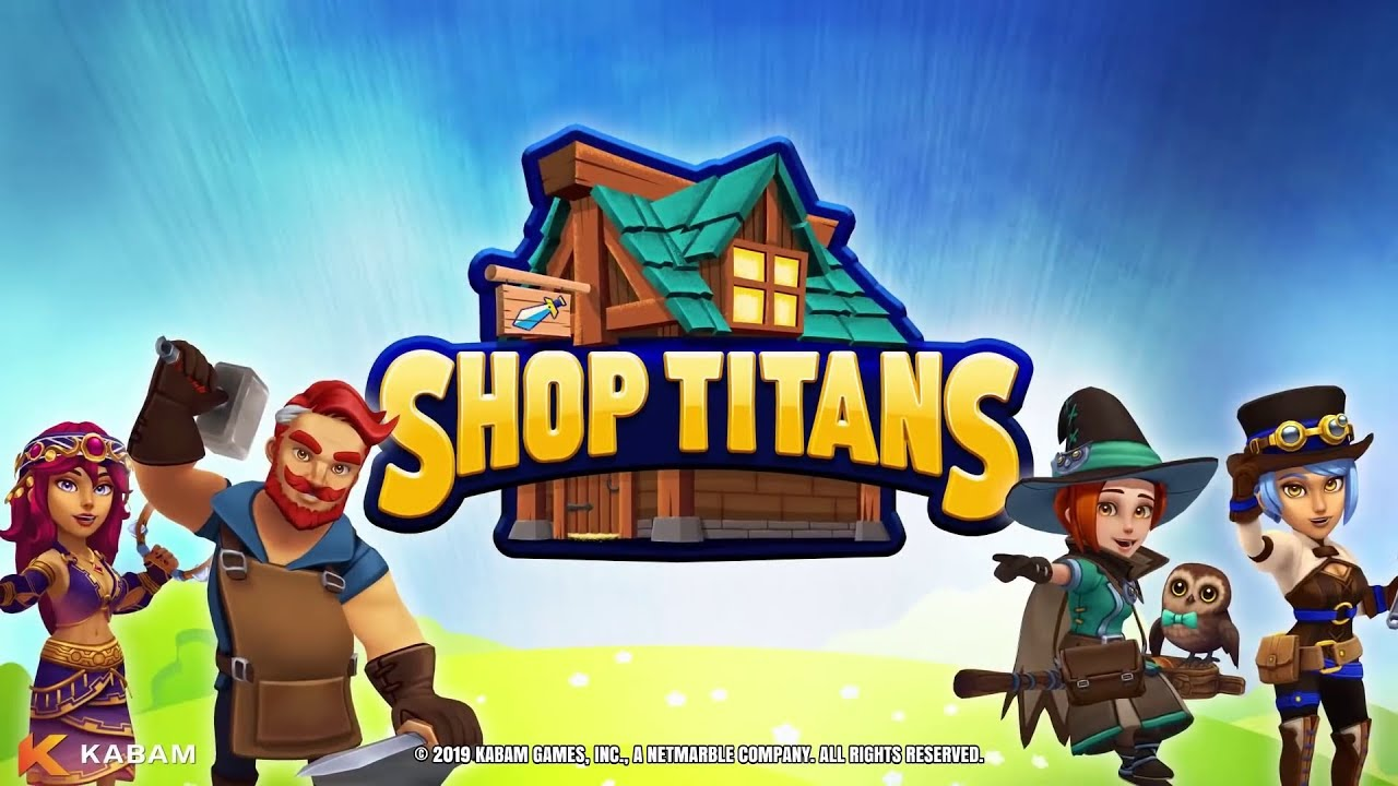 4 maxresdefault - Shop Titans Mod Apk V3.7.0 (Unlimited Money & Diamond)