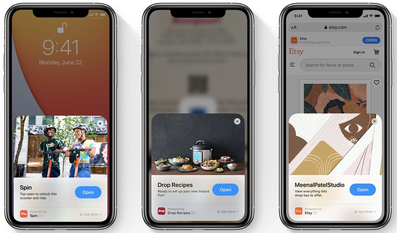 appclips - iOS 14 Features, Compatible Devices & Release Date