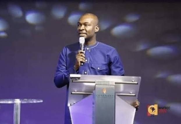 DOWNLOAD MP3: BLESSED IS HE WHO COMES by Apostle Joshua Selman (Chant) 1