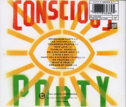 Ziggy Marley and The Melody Makers - Conscious Party - Amazon.com Music