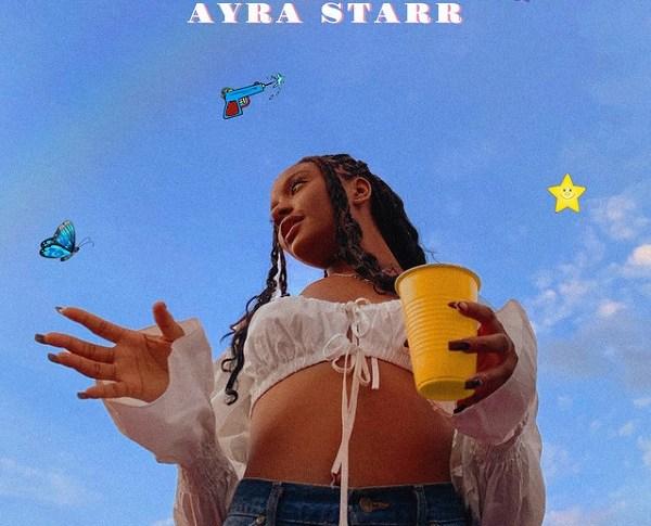 Ayra Starr – Ija