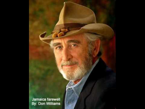 Jamaica farewell - Don Williams - YouTube