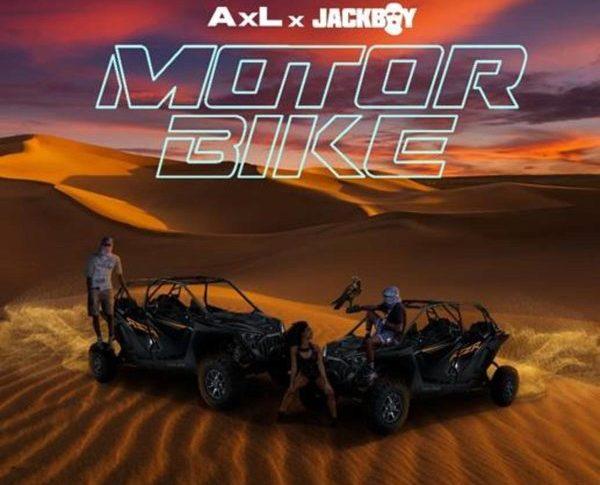 AxL - Motorbike Feat. JackBoy